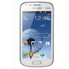 SAMSUNG Galaxy S Duos GT-S7562 - White - with Six Months Seller Warranty