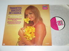 LP/TROMPETENKONZERTE DES BAROCK/PURCELL/WOLFGANG BASCH/Europa 1214/SEXY COVER
