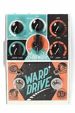Stone Deaf FX Warp Drive Effects Pedal