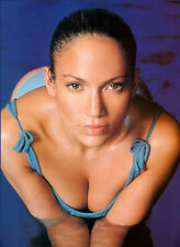 Jennifer Lopez Unsigned 8x12 Photo (154)