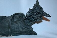Gargoyle Demon Incense Burner Goblin Bat Top Collection 2058 Stone Design/Finish
