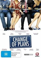 Change of Plans DVD NEW