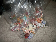 lot of ten  LITTLEST PET SHOP random bag of pets!!