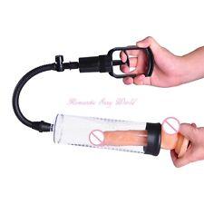 Penis Pump Penis Enlargement Vacuum Pump Penis Extender Enhancer For Male Men