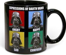STAR WARS Expressions Of Darth Vader - Ceramic Coffee Mug, 14 oz.