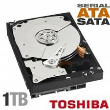 WTY 1TB Toshiba Laptop Notebook Hard Disk Drive HDD Win7 XP Mac Clone Reinstall