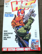 Karicartoon   Comic  HIT COMICS Nr. 12  (1998)