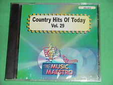 Music Maestro~Karaoke~6383~~Country Hits~~Was That My Life~~~This is God~~CD+G