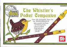 The Whistler's Pocket Companion Tin Whistle Book