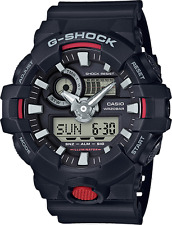New Casio G-Shock GA700-1A Super Illuminator Ana-Digital 3D Men's Watch