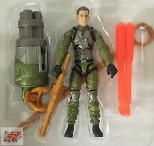 "CONRAD DUKE Hauser GI JOE HASBRO Retaliation 2012 3.75"" INCH LOOSE ACTION FIGURE"