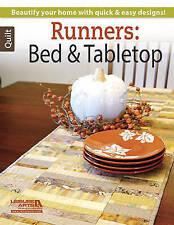 Runners: Bed & Tabletop, Sue Marsh