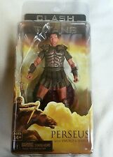 NECA NEW CLASH OF THE TITANS PERSEUS VARIENT DIRTY  7 INCH FIGURE TOY  MCFARLANE