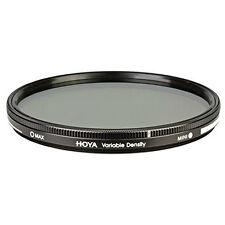 Hoya 52mm Variable Neutral Density (x3-400) Lens Filter