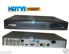 HD-TVI 8 ch channel DVR 1080p Hikvision OEM HDTVI Hybrid TVI/Analog/IP