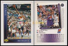 NBA UPPER DECK 1993/94 - Oliver Miller # 96 - Suns - Ita/Eng - MINT