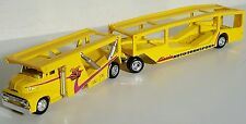 100% Hot Wheels 1956 Ford C.O.E. Limited Edition Car Transporter Rare