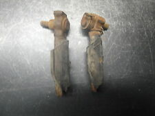 1977 77 HONDA CT125 CT 125 MOTORCYCLE BODY FOOTPEGS FOOT PEGS PEDALS