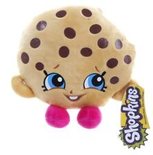 "NEW OFFICIAL 9"" SHOPKINS SOFT TOY KOOKY COOKIE PLUSH SOFT TOY"