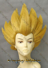 Vegeta Custom Made Cosplay Wig_wig379