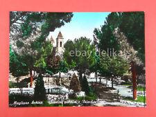 MAGLIANO SABINA Giardini pubblici belvedere Rieti