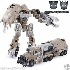 Transformers Leader Class Megatron Action Figures Robot