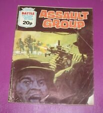 #1448 Battle Picture Library  ASSAULT GROUP -  1980's