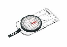 SILVA Ranger Compass with Lanyard - D of E recommended, Luminous Markings