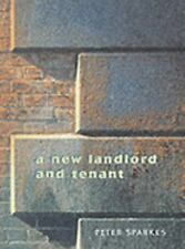 A New Landlord and Tenant by Peter Sparkes (2001, Paperback)