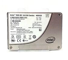 """Intel 400GB SSD DC S3700 Series SSDSC2BA400G3 SATA 6Gbps 2.5"""" Solid State Drive"""