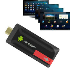 MK809IV Mini PC TV Dongle Stick Android 4.4 Quad Core XBMC WiFi TV BOX Free P&P
