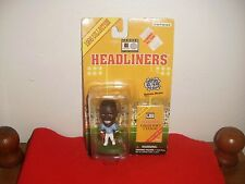 """NATRONE MEANS 1998 NFL Headliners Figure """"Heroes of the Gridiron"""" North Carolina"""