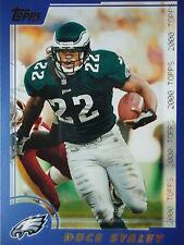 NFL 96 Duce Staley Philadelphia Eagles Topps 2000