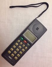 1990's Vintage, NEC Cell Phone, NEC MP5A1B5-1A portable with battery.
