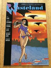 1987 DC HORROR COMIC BOOK WASTELAND 2 THAT'S ENTERTAINMENT FOR MATURE READERS
