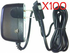 100x New Wall Charger for AT&T LG CG225 CG300 CU500 Verizon VX6000 VX4500 Phones