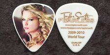 TAYLOR SWIFT 2009 Fearless Tour Guitar Pick!!! Taylor's custom concert stage #2