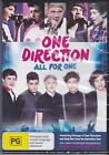 ONE DIRECTION - ALL FOR ONE - DVD - NEW -