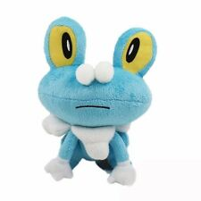 """7"""" Pokemon Froakie Collectible Plush Character Soft Toy Stuffed Doll Teddy Gift"""
