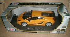 1/18 Lamborghini Gallardo Superleggera Diecast Model Exotic Car - MotorMax 73181