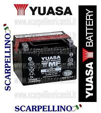 BATTERIA YUASA YTX9-BS CON ACIDO PER ARCTIC CAT DVX 400 cc -BATTERY