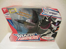 Transformers Action Figure Voyager class Animated Decepticon Skywarp MISB 2007