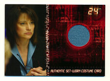 TWENTY FOUR 24 ALBERTA WATSON as ERIN DRISCOLL #C12 COSTUME RELIC #139/400