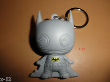 DC COMICS rare CHASE variant BATMAN keyring FIGURE toy KEY CHAIN justice league