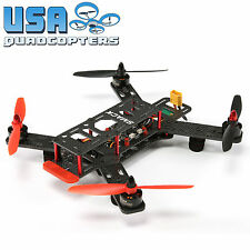 HK SMACK 250 Quadcopter TF250C Carbon Fiber Racing FPV Drone Assembled BNF PNF