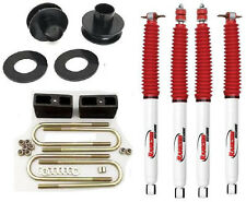 "05-2010 Ford F250 4x4 2.5"" FULL LIFT KIT w/Rancho RS5000 Shocks"