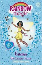 Rainbow Magic Story Book - EMMA THE EASTER FAIRY - 3 Stories in 1 - NEW