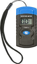 Knightsbridge TE14 Digital Moisture Meter Tester For Timber Paper Mortar Plaster