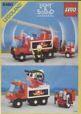 NEW Lego Classic Town 6480 Hook and Ladder Truck  Sealed LEGOLAND
