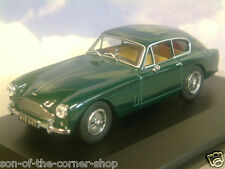 OXFORD DIECAST 1/43 1957-59 ASTON MARTIN DB2 MKIII SALOON RACING GREEN AMDB2001